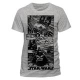 Star Wars - New Hope Manga T-Shirts