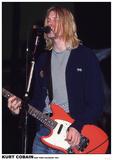 Nirvana: Kurt Cobain Posters
