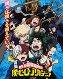 My Hero Academia - Season 2 Posters
