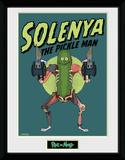 Rick & Morty - Solenya Collector Print