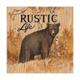 Rustic Life Pósters por Arnie Fisk