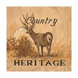 Country Heritage Arte por Arnie Fisk