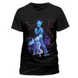 Avengers: Infinity War - Neon Groot And Rocket T-skjorter