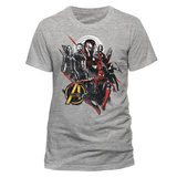 Avengers: Infinity War - Good Mix T-Shirts