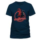 Deadpool - Logo Point Skjorte
