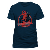 Deadpool - Logo Point T-Shirts