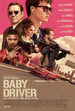 Baby Driver Plakater