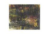 Bevel Lithografie von Gerhard Richter