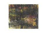 Bevel Litografia di Gerhard Richter
