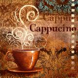 Coffee 2 Cappuccino Julisteet tekijänä Viv Eisner