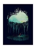 Deep in the Forest Plakater av Robert Farkas