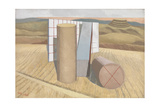 Equivalents for the Megaliths Giclee Print by Paul Nash