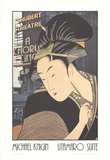 Profound Love - After Utamaro Lithograph by Michael Knigin