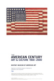 Tre bandiere Litografia di Jasper Johns