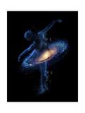 Cosmic Dance Prints by Robert Farkas