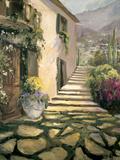 Villa ensoleillée II Affiches par Allayn Stevens