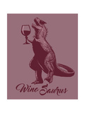 WinoSaurus Affiches par Jim Baldwin