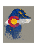 Colorado Art par Jim Baldwin