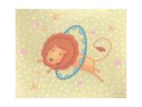 Circus 1 Lion Prints by Viv Eisner