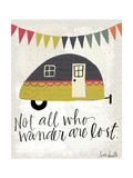 Wander Poster di Katie Doucette