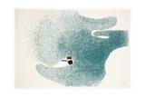 Points of Contact No. 2 Impressão giclée por Victor Pasmore