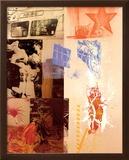 Favor Rites, 1988 Poster por Robert Rauschenberg