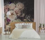 Pastel Rose Mural de parede