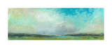 Summer Clouds Giclee Print by Suzanne Nicoll