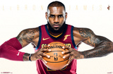 Cleveland Cavaliers - Lebron James Posters