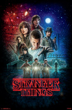 Stranger Things - One Sheet Print