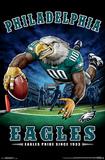 Philadelphia Eagles - End Zone Posters