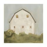 Serene Barn III Premium Giclee Print by Emma Scarvey