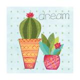 Southwest Cactus IV Arte di Courtney Prahl
