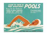 MTA Pool Prints