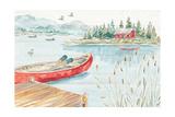 Lake Moments I Affiches par Daphne Brissonnet