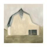 Serene Barn IV Premium Giclee Print by Emma Scarvey