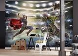 Thor and Hulk Fototapete