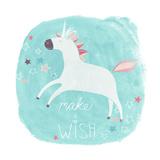Magic Unicorn Squad II Premium Giclee Print by June Erica Vess