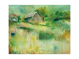 September Barns Prints by Sue Schlabach