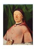 Portrait of Bishop Bernardino de' Rossi, c.1505 Giclee Print by Lorenzo Lotto