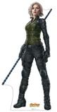 Avengers: Infinity War - Black Widow Cardboard Cutouts