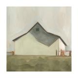 Serene Barn V Premium Giclee Print by Emma Scarvey