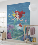 The Little Mermaid: Ariel Singing Fototapete