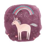 Magic Unicorn Squad IV Premium Giclee Print by June Erica Vess