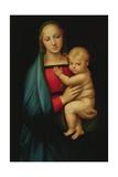 The Grand Duke's Madonna, c.1504-05 (oil on panel) Reproduction procédé giclée par  Raphael