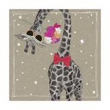 Fancy Pants Zoo VIII Lámina giclée prémium por Hammond Gower