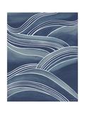 Wind & Waves IV Prints by Vanna Lam