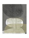 Resting Shapes IV Premium Giclee Print by Jennifer Goldberger