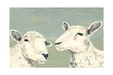 Bashful Sheep I Premium Giclee Print by Jade Reynolds