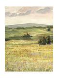 Morning Meadow II Art par Victoria Borges